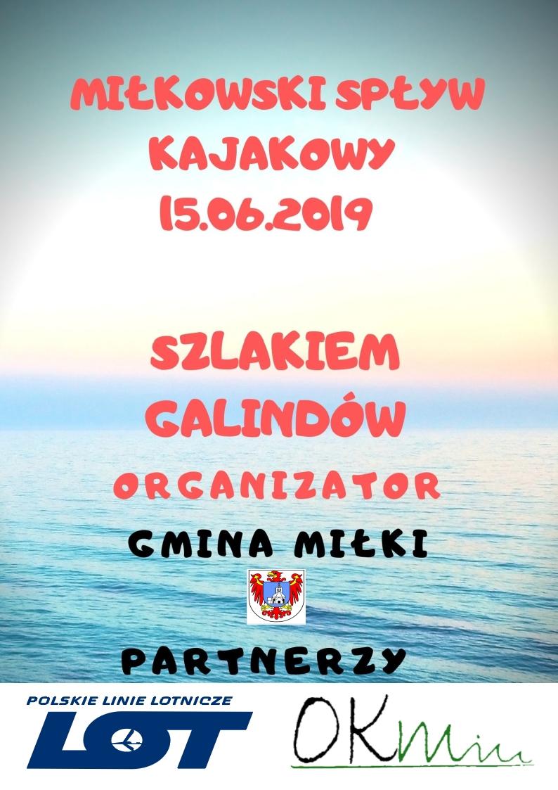 Plakat-Miłkowski-Spływ-Kajakowy-2019