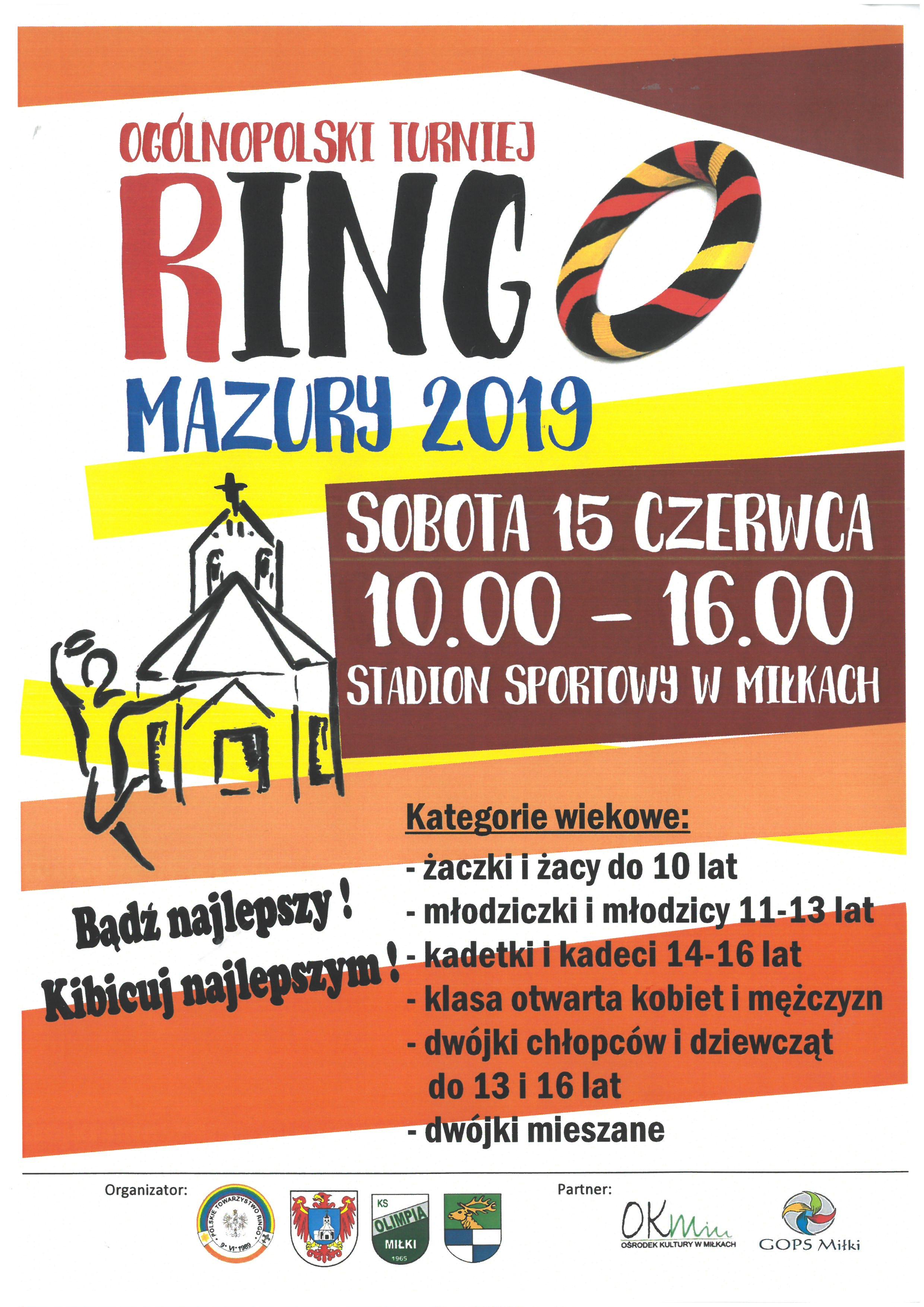 Turniej-Ringo