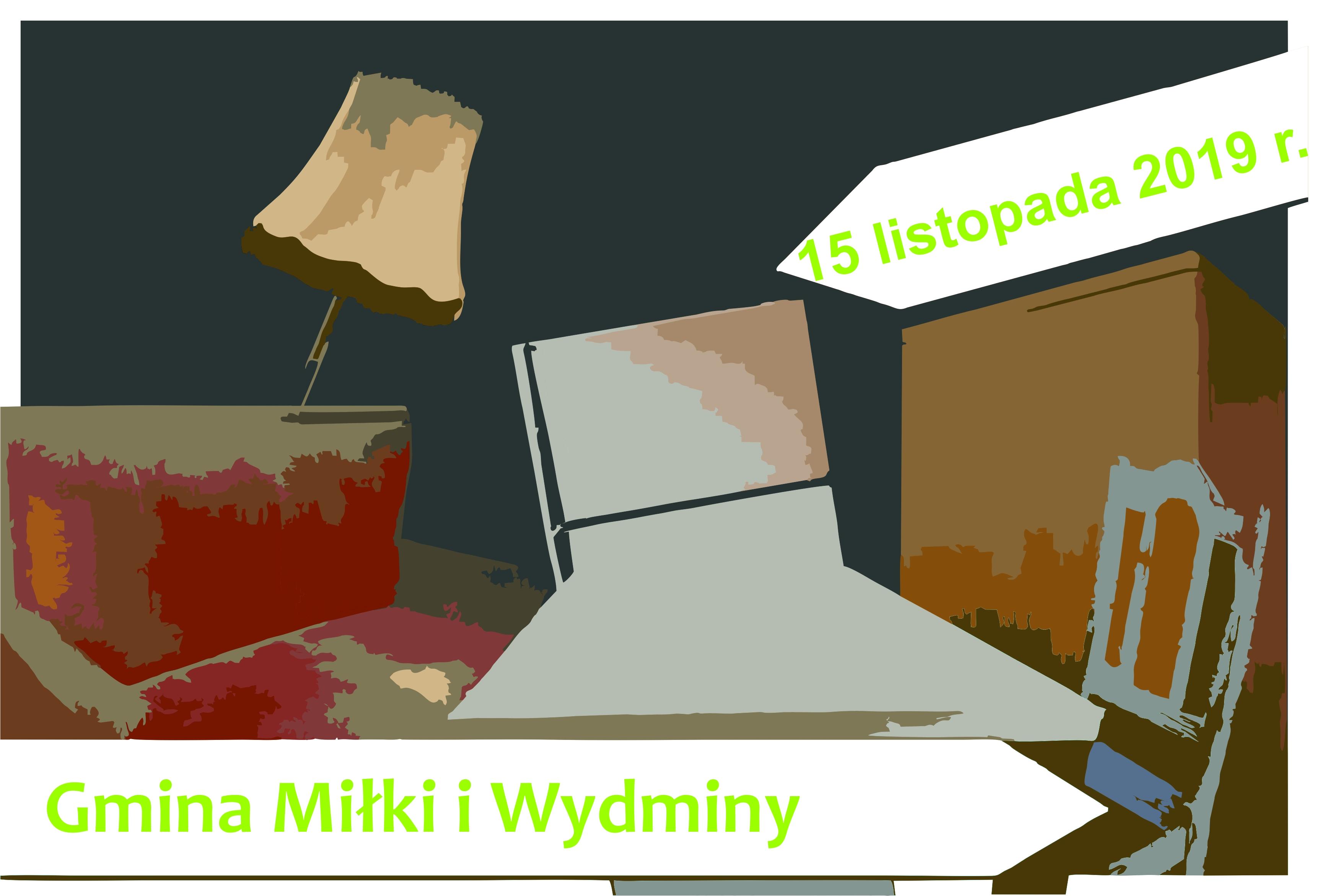 Zbiórka elektroodpadów oraz wielkogabarytów w Gminie Miłki oraz Wydminy